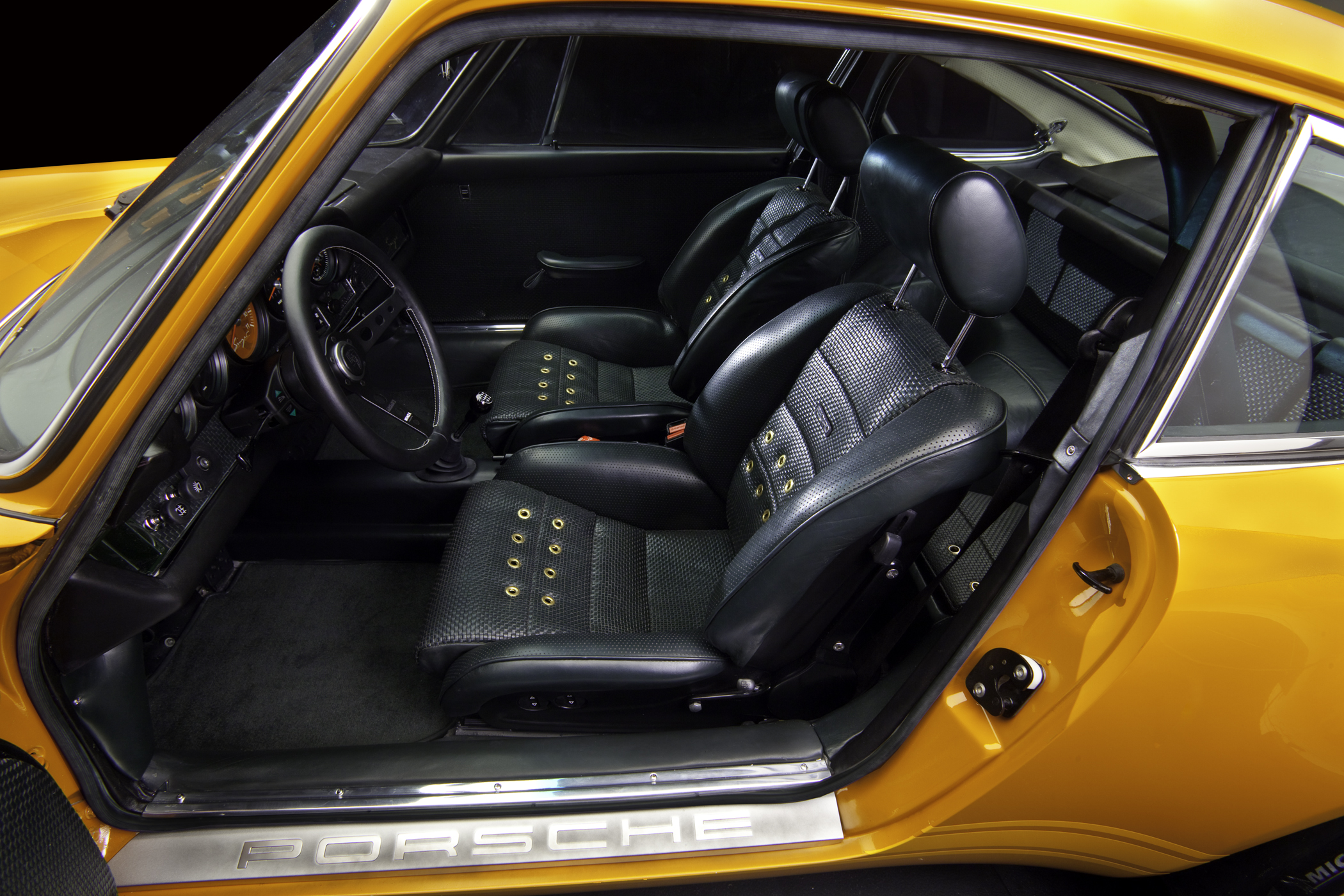 interior_seats Outstanding Lamborghini Countach 25th Anniversary '88 Cars Trend