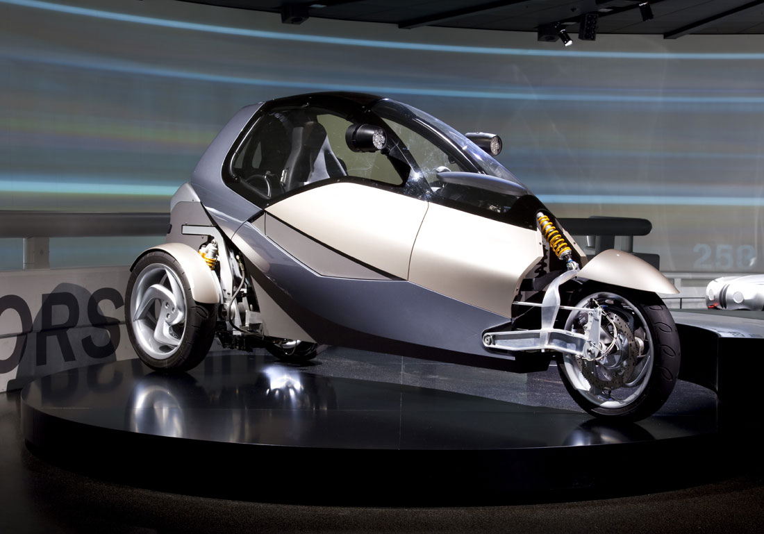 Bmw Museum Gets Simple And Clever Cartype
