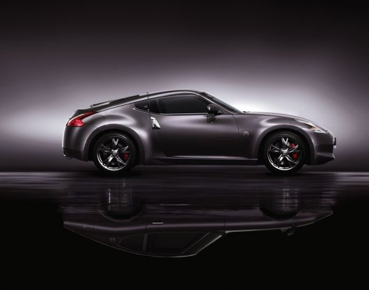 nissan 370z 40th anniversary edition 2010 cartype. Black Bedroom Furniture Sets. Home Design Ideas
