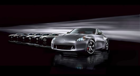 nissan 370z 40th set 10
