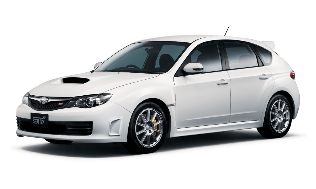 subaru impreza wrx sti spec c 2009 cartype. Black Bedroom Furniture Sets. Home Design Ideas