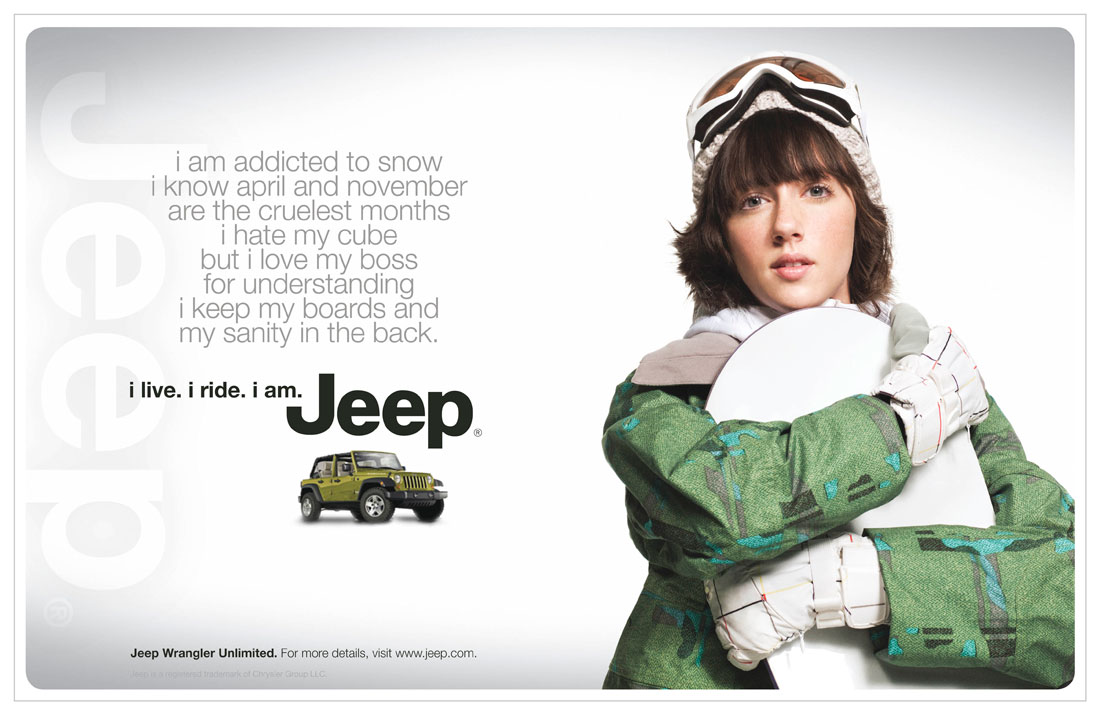 Jeep® Debuts New Brand Campaign | Cartype