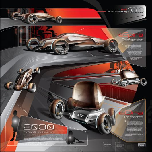 Audi Turns To Social Media For Inspiration During 2009 Los