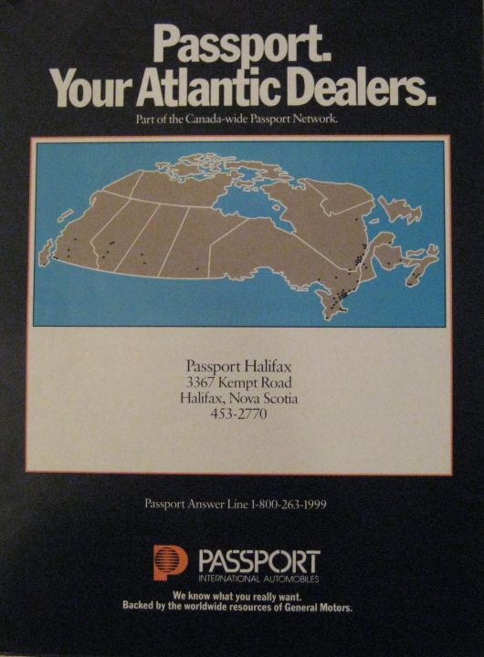 passport dealer network
