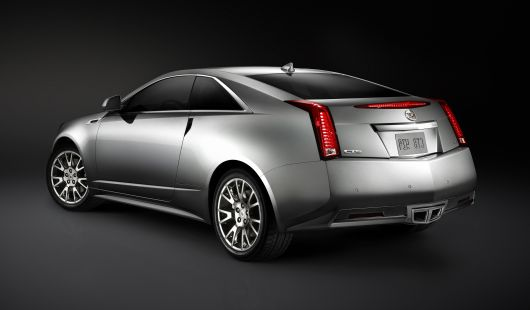cadillac cts coupe 11 07