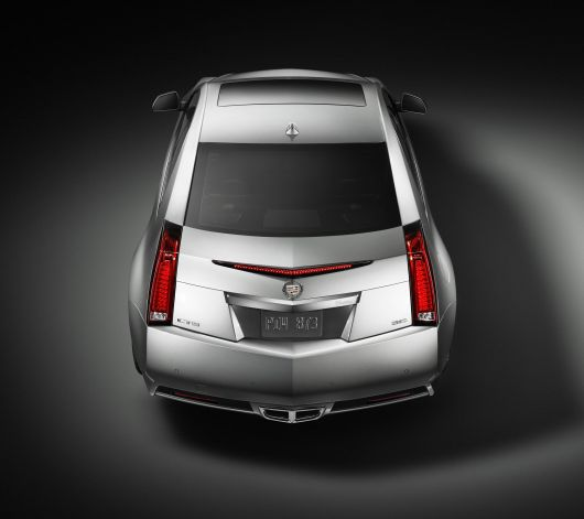 cadillac cts coupe 11 08