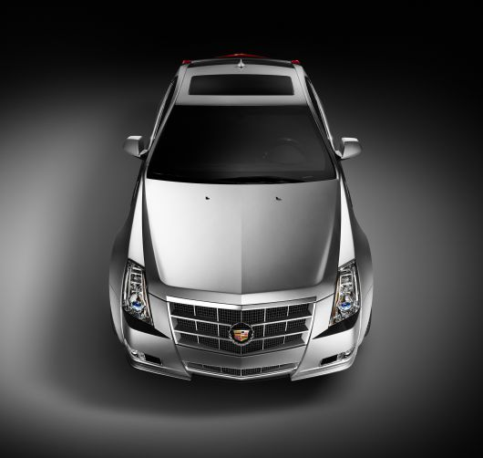 cadillac cts coupe 11 09