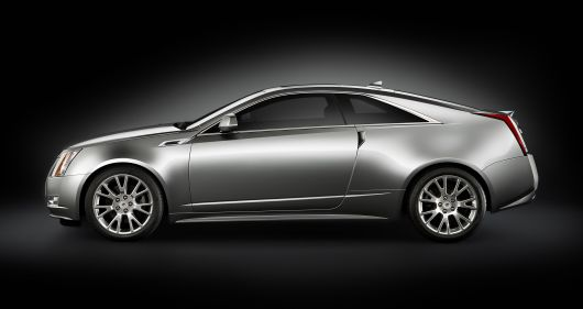 cadillac cts coupe 11 10