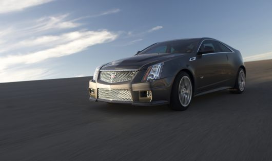 cadillac cts v coupe 11 03