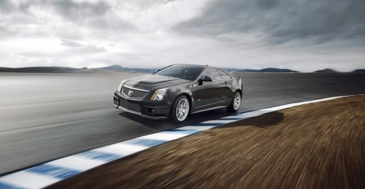 cadillac cts v coupe 11 07