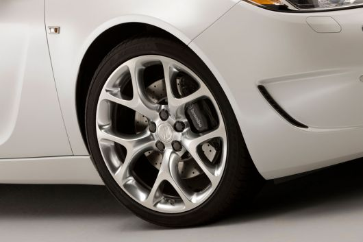 buick regal gs wheel 10