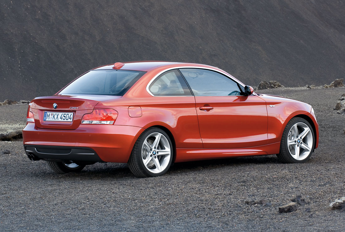 BMW I Coupe Cartype - Bmw 135