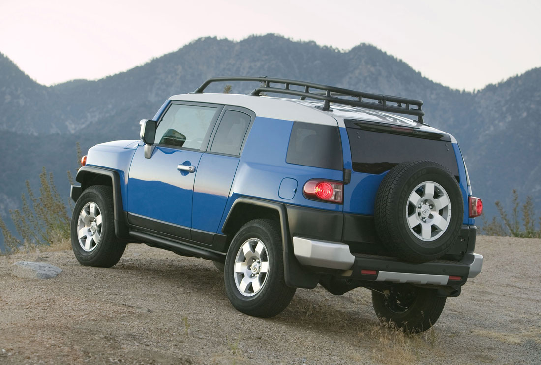 toyota fj cruiser 2010 cartype. Black Bedroom Furniture Sets. Home Design Ideas