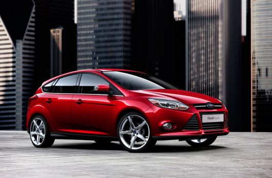 ford focus 5 door hatchback 10 08