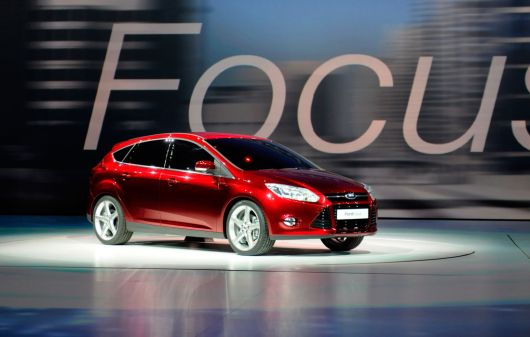 ford focus 5 door hatchback 10 09