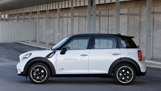 mini countryman 11 07