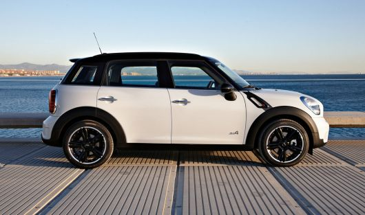 mini countryman 11 09
