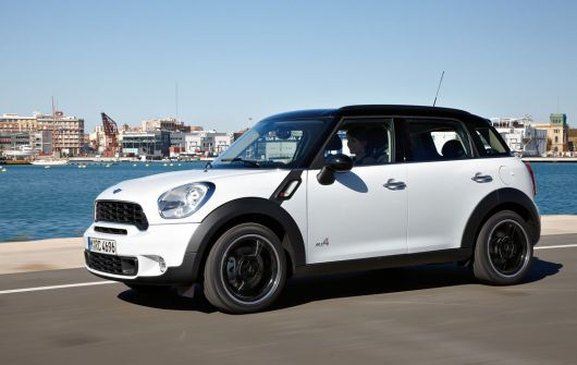 mini countryman 11 10