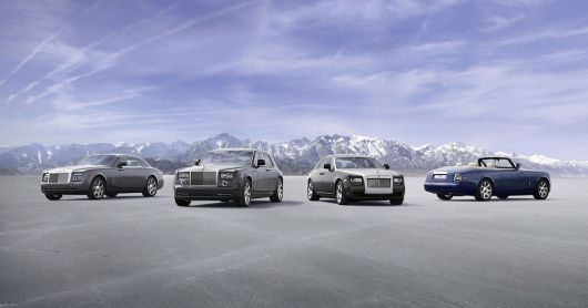 rolls royce 2010 cars