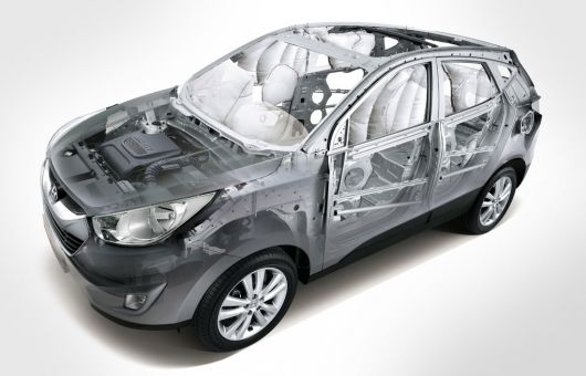 hyundai tuscon cut away 10