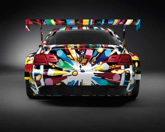 koons art car 03