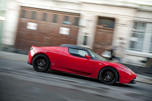 tesla roadster right drive 10 09