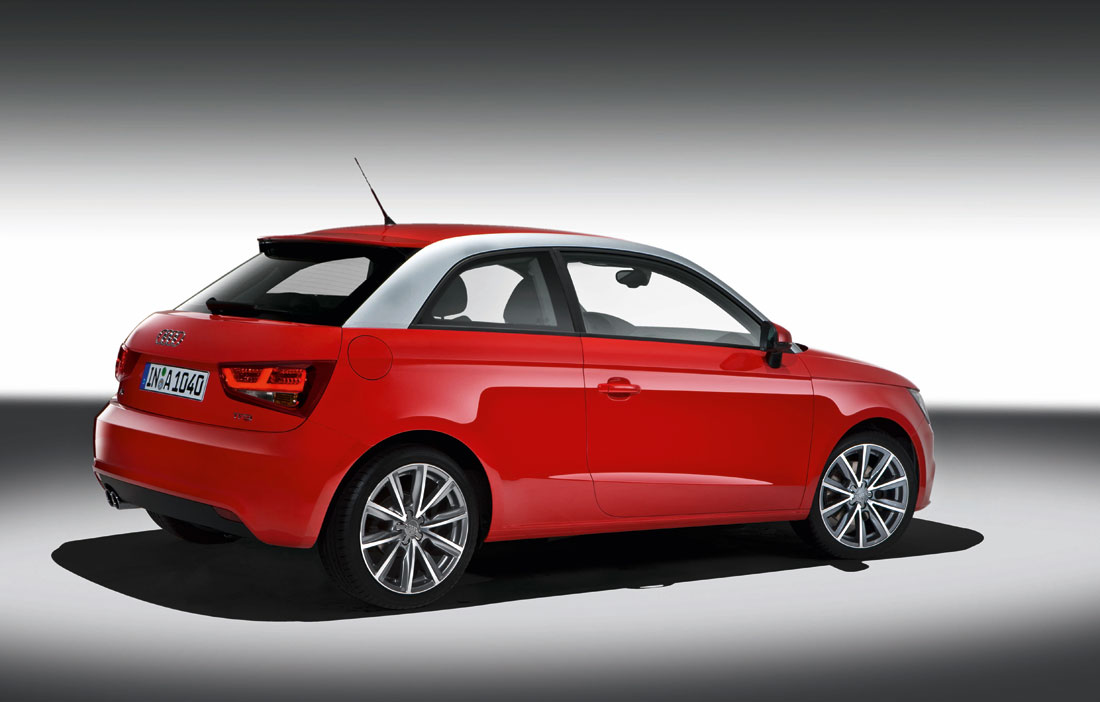 audi a1 2011 cartype. Black Bedroom Furniture Sets. Home Design Ideas