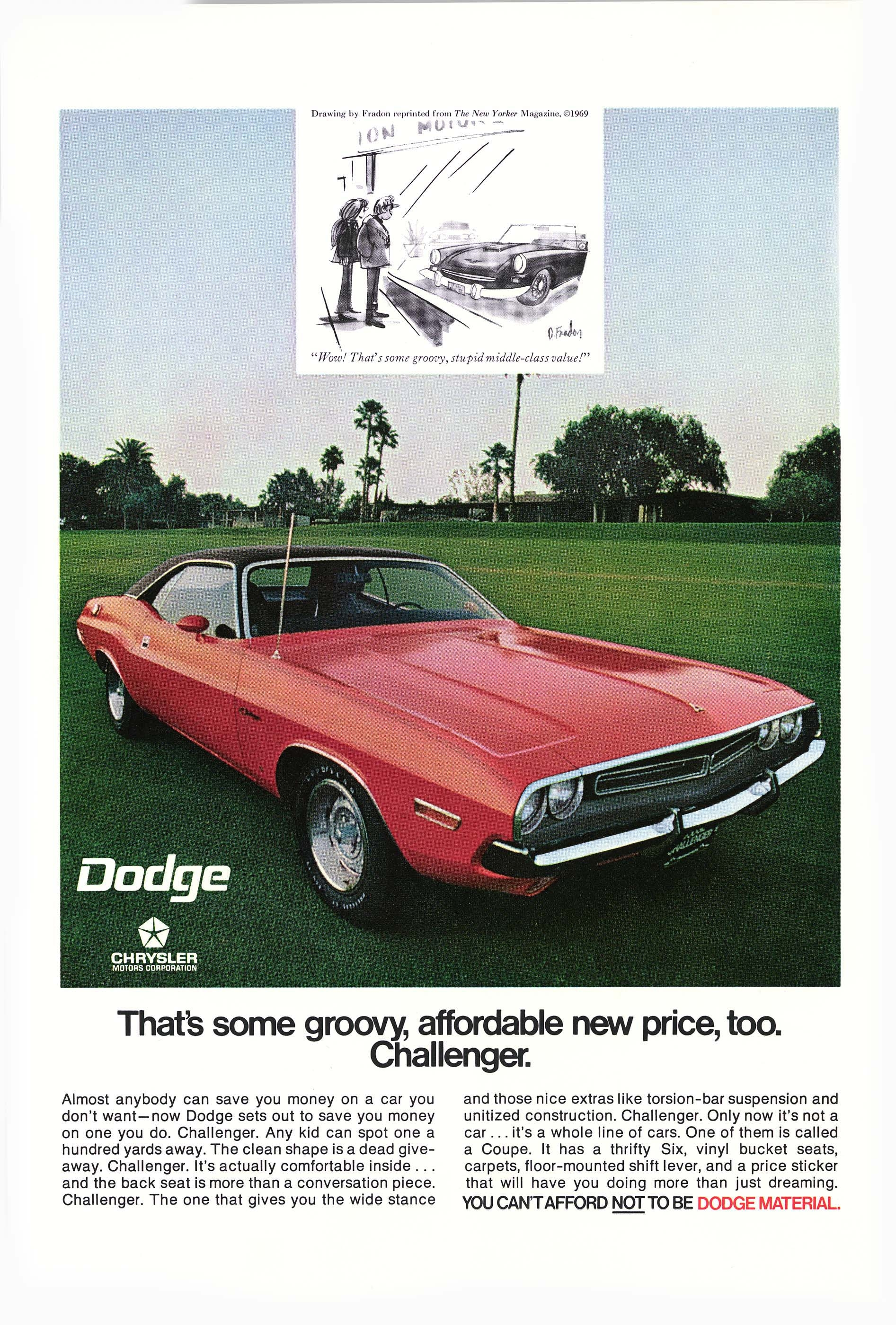 Dodge Challenger: Forty Years Of A Dodge Muscle Car Legend | Cartype