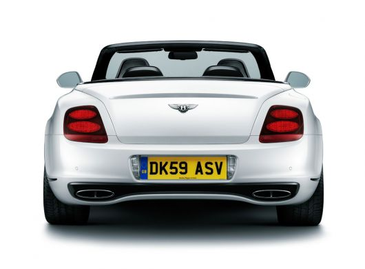 bentley continental supersports conv 10 04