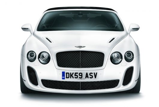 bentley continental supersports conv 10 05