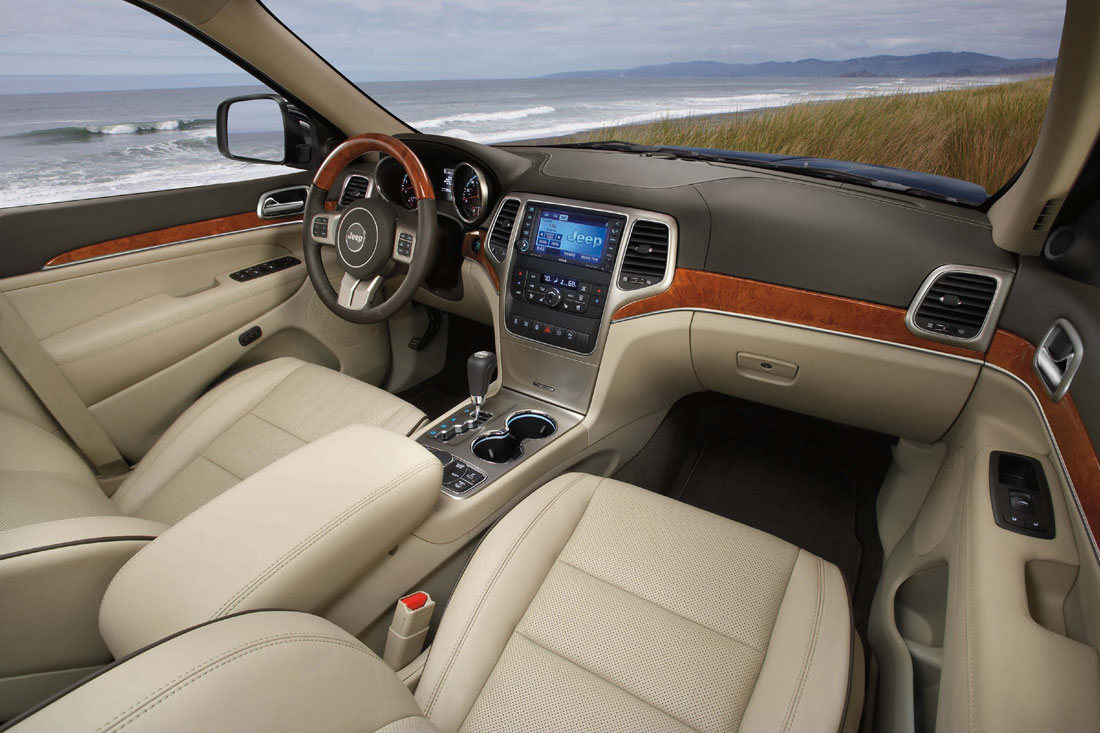 Jeep Grand Cherokee 2011 Cartype