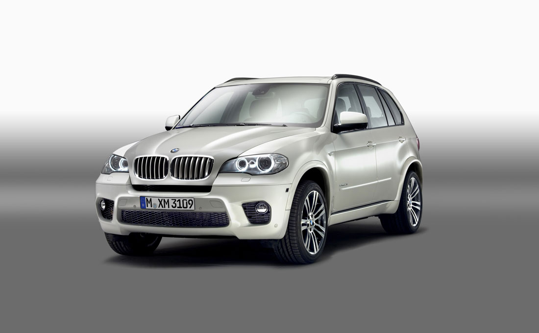 BMW X5 M Sports package | Cartype