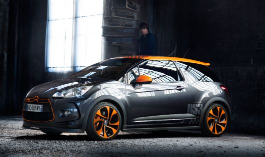 citroen ds3 racing 10 11