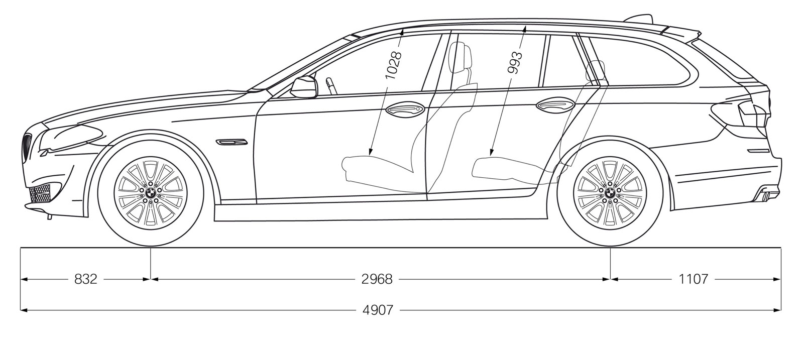 Car Line Art Cartype