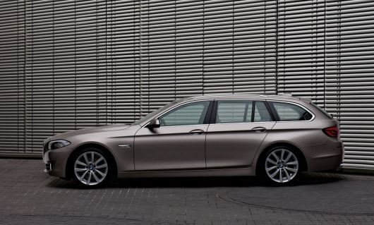 bmw 5 series touring 10 03