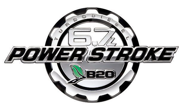 ford related emblems cartype Ford Powerstroke Diesel Logo Ford Powerstroke Diesel Logo