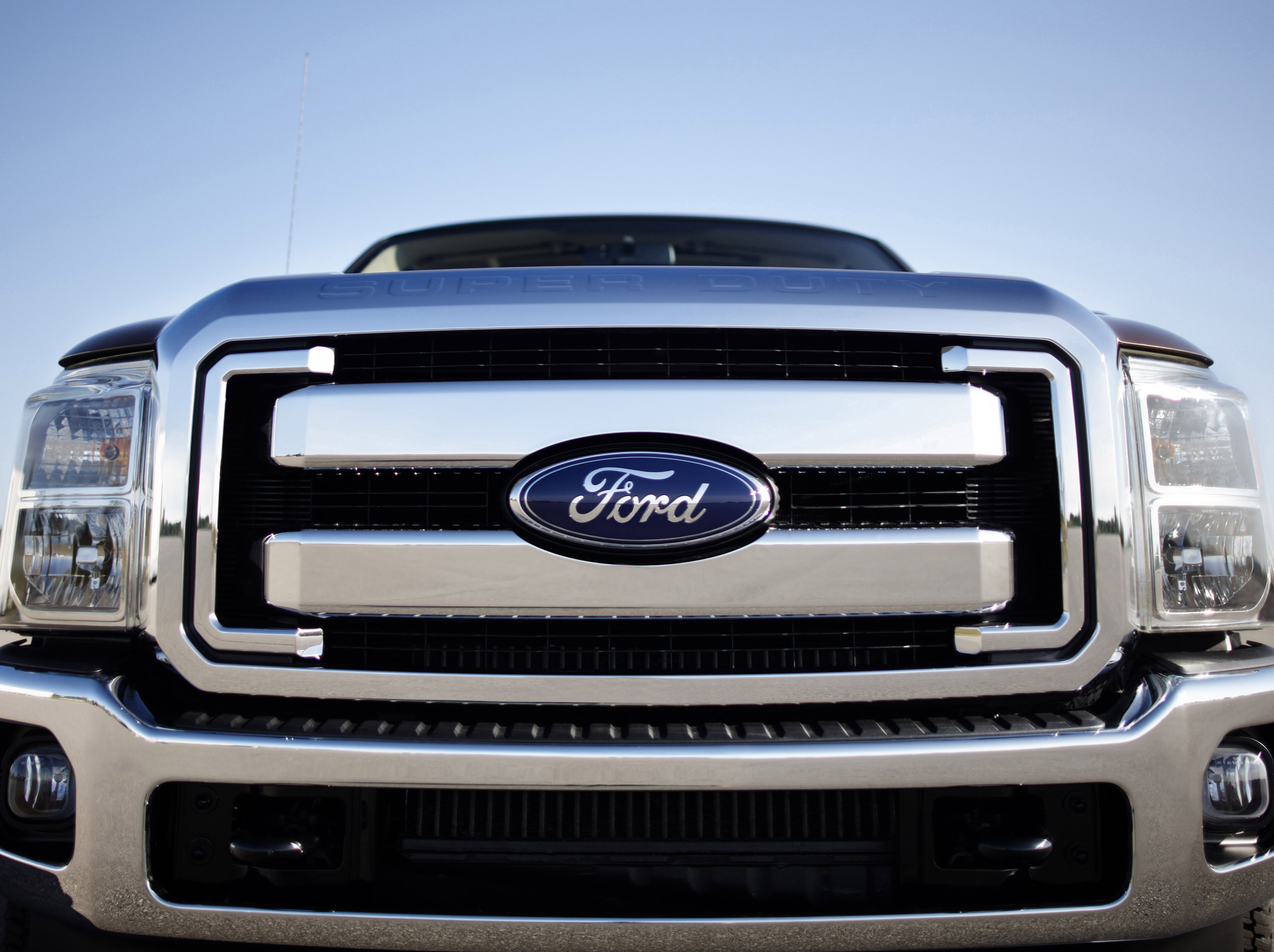 cool ford logos. ford f series super duty grill 11 cool logos