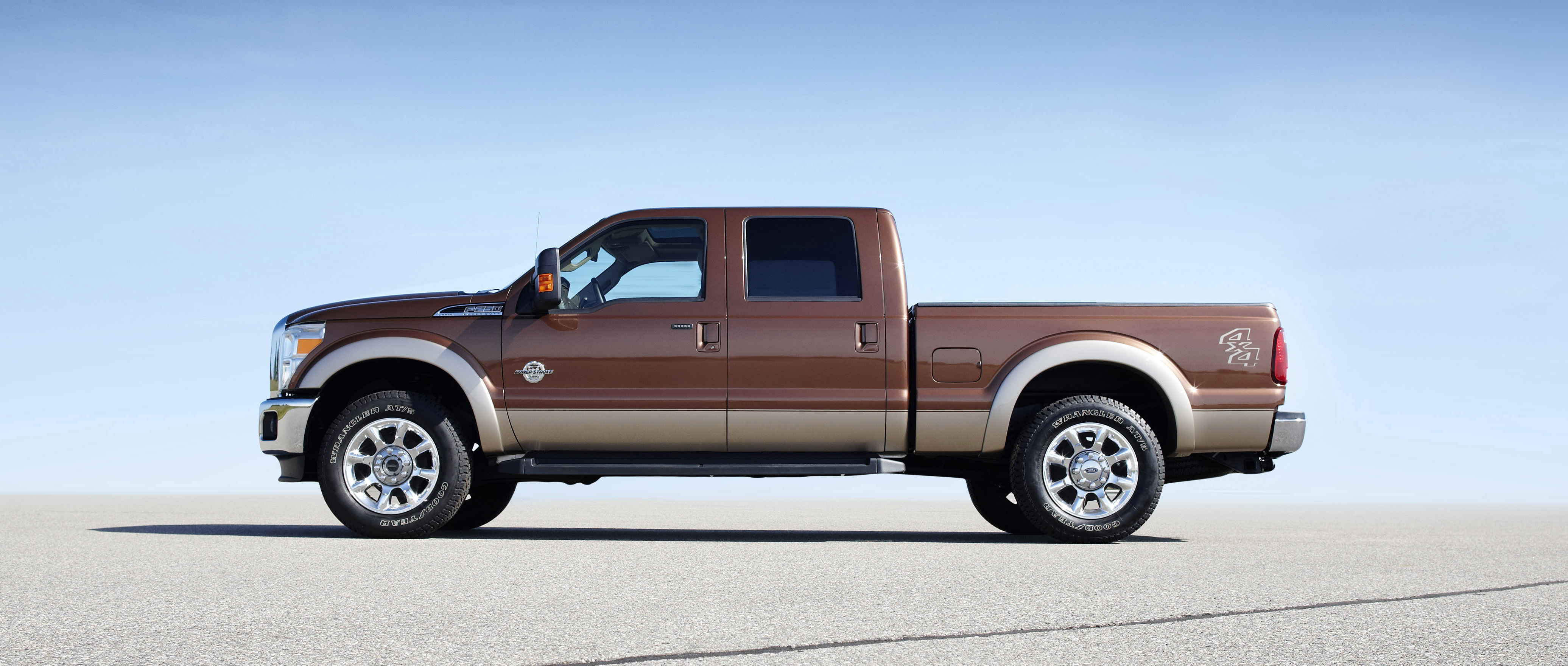 Ford f250 lariat super duty 11