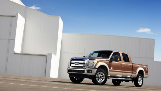 ford f350 lariat super duty 11
