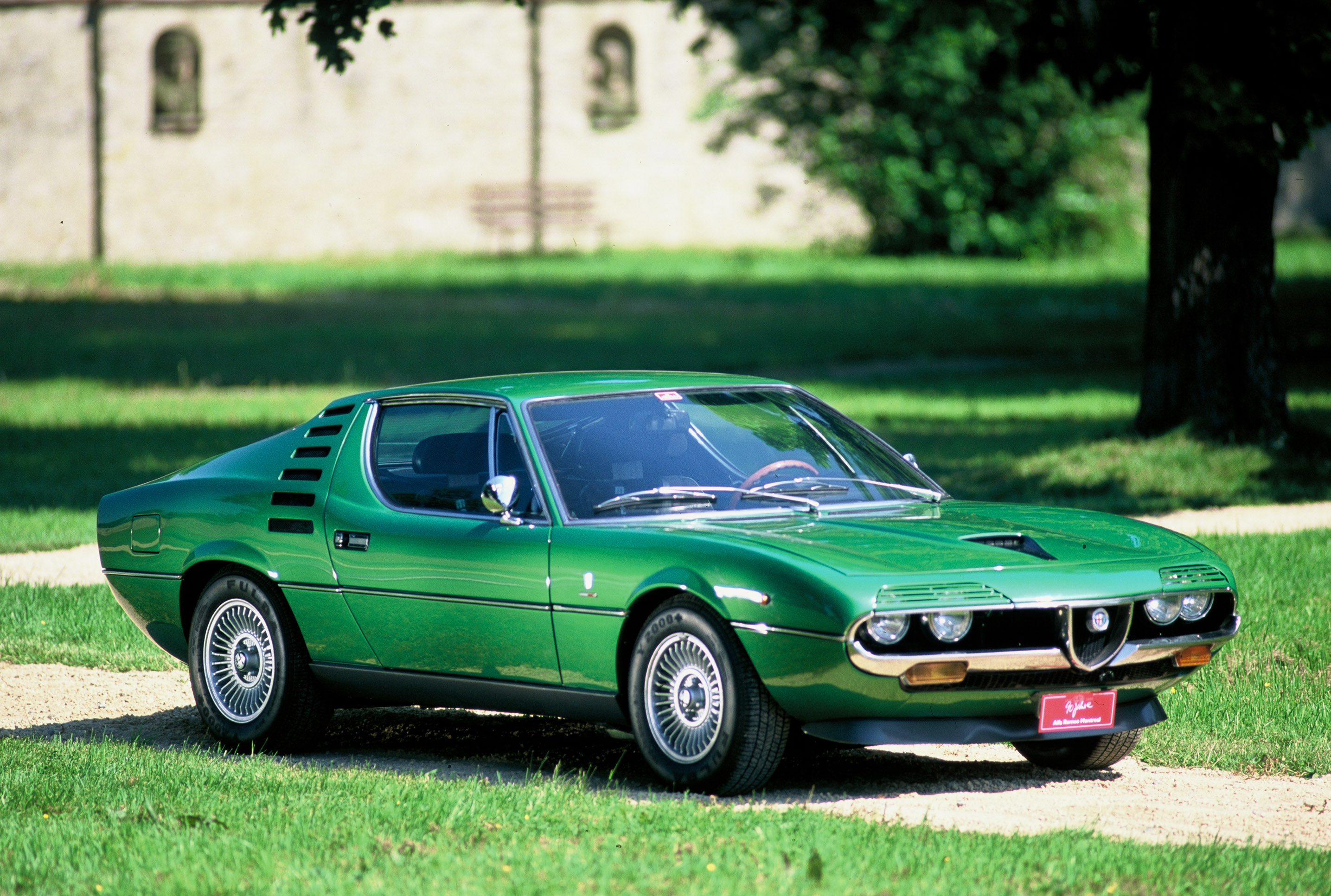 alfa romeo montreal 1977 cartype. Black Bedroom Furniture Sets. Home Design Ideas