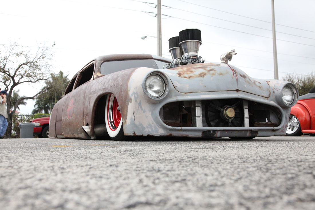 low rider rat rod 23
