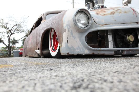 low rider rat rod 21