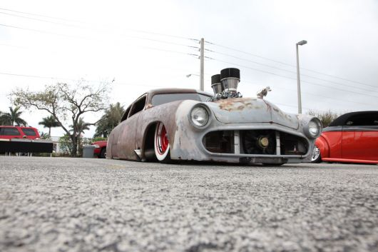 low rider rat rod 24