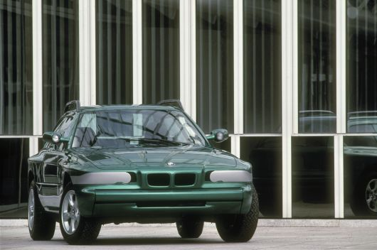 bmw z1 coupe prototype 1 91