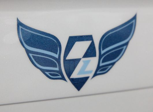 lingenfelter l shield decal 2