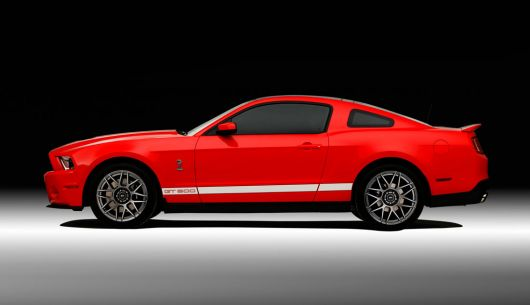 ford mustang gt500 coupe 5 11