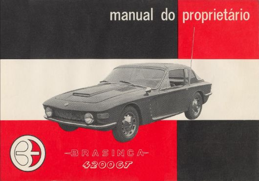 brasinca 4200gt manual