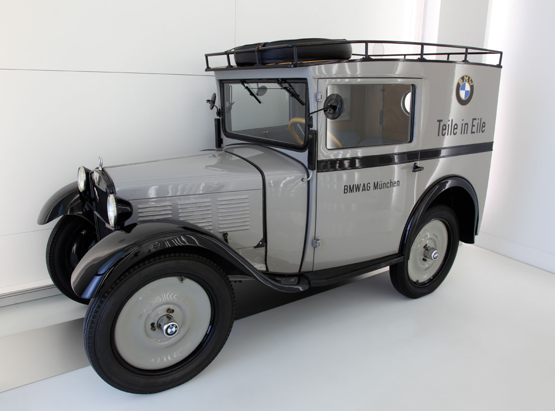 BMW 3/15 PS : 1929 | Cartype