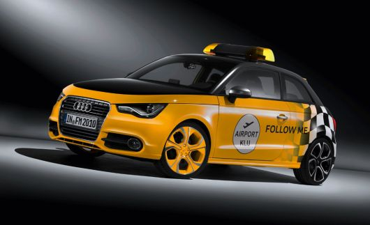 audi a1 follow me citrus yellow 1 10