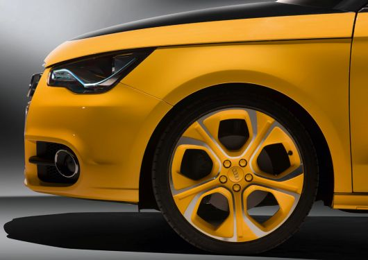 audi a1 follow me citrus yellow 3 10